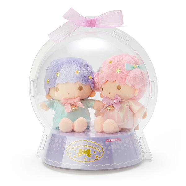 【震撼精品百貨】Little Twin Stars KiKi&LaLa_雙子星小天使~三麗鷗聖誕絨毛玩偶#65484