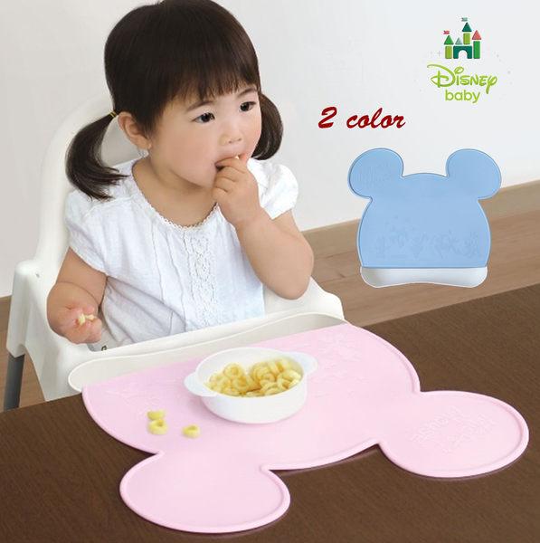迪士尼 baby 寶寶用 安全耐熱防漏桌墊 日本製 disney  該該貝比日本精品 ☆