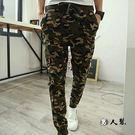 【男人幫】K0524*人氣軍裝迷彩長休閒褲