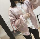 夾克外套女女裝韓版棒球服新款學生休閒長袖短外套