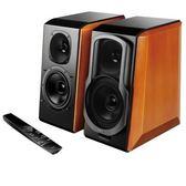 Edifier S2000PRO/原木色/二件式喇叭