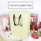 韓國 cocodor 手提紙袋【櫻桃飾品】【29866】