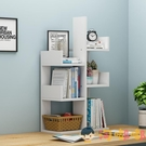 6層書架簡易家用整理架子桌面置物架多層收納小型書柜【淘嘟嘟】