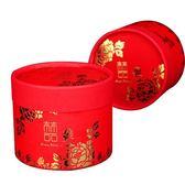 結婚慶婚禮用品個性袋 創意喜糖盒子 中國風紙質糖果盒包裝盒紅色 時尚芭莎鞋櫃
