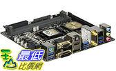 [105美國直購] 主機板 ASUS Mini ITX DDR3 1800 LGA 1151 Motherboards H170I-PLUS D3 B016XUD3DQ
