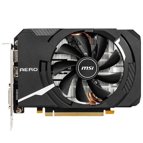 MSI 微星 GeForce GTX 1660 SUPER AERO ITX OC 顯示卡