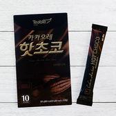 韓國HEE CHANG 可可歐蕾   (10份/盒) x4 /組
