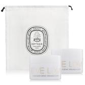 eve lom 全能深層潔淨霜(20ml)X2+經典圖案束口袋(25X27cm)