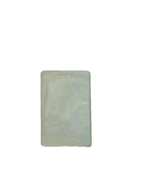 歐菲士  夾鏈識別證直式 6.9X10cm -50個入 / 包