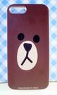 【震撼精品百貨】LINE FRIENDS_兔兔、熊大~iPhone4手機殼-熊大
