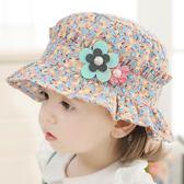 春夏秋薄款3-5歲可愛公主純棉韓版女童遮陽帽子LJ4962『miss洛羽』