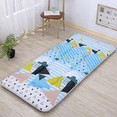 親膚加寬兒童落地式綁帶地鋪攜帶清潔實木床上下鋪單人床墊柔軟 東京衣櫃