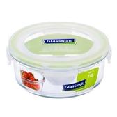 大廚師百貨-Glass Lock強化玻璃保鮮盒720ml圓型密封盒RP524便當盒副食品保存盒