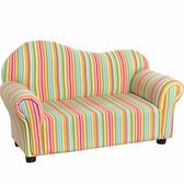兒童沙發 寶寶布藝雙人沙發椅 幼兒園組合卡通小沙發 兒童椅XW 【交換禮物】