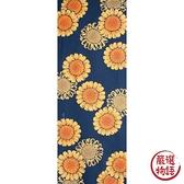【日本製】【和布華】 日本製 注染拭手巾 向日葵圖案 SD-5141 - 和布華