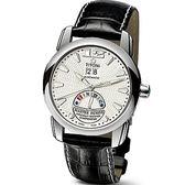 TITONI Master Series 天文台認證機械腕錶 94888 S-ST-297