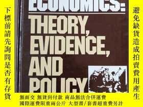 二手書博民逛書店LABOR罕見ECONOMICS THEORY,EVIDENCE