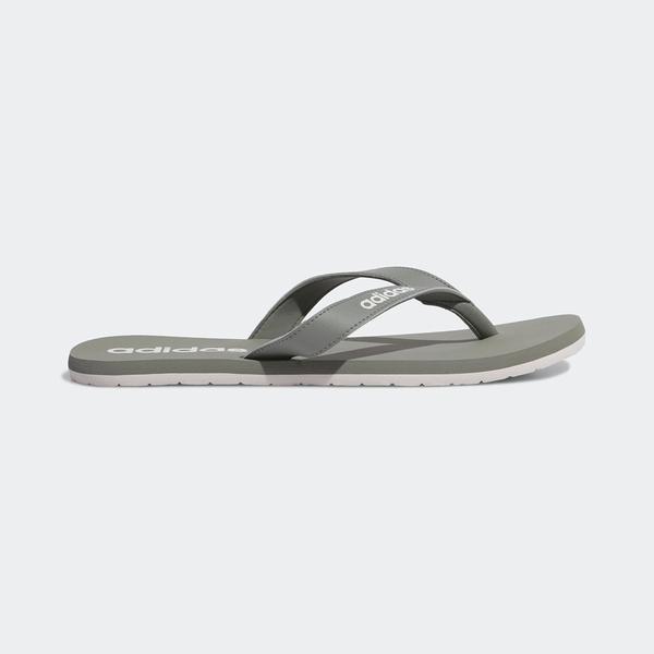 Adidas Eezay Flip Flop [EG2039] 男鞋 運動 休閒 涼鞋 拖鞋 游泳 海灘 愛迪達 軍綠