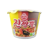 韓國不倒翁 金螃蟹海鮮風味拉麵115g(碗裝)  【小三美日】泡麵/進口/團購