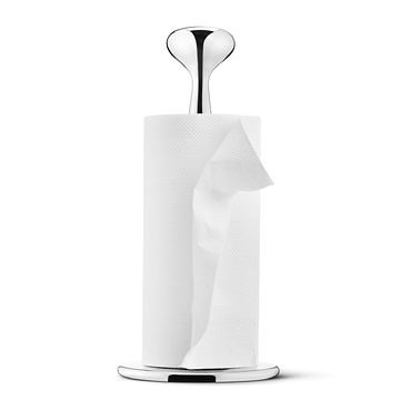 丹麥 Georg Jensen Alfredo Kitchen Roll Paper Holder 艾爾菲雷多 不鏽鋼 紙巾架
