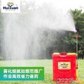 噴霧器 背負式電動噴霧器農用多功能高壓打藥機家用園林充電噴霧機Igo     coco衣巷