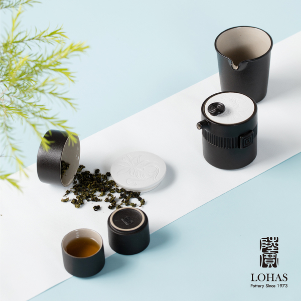 陸寶茶器  萬事合意旅行組 便攜茶包  新品上市
