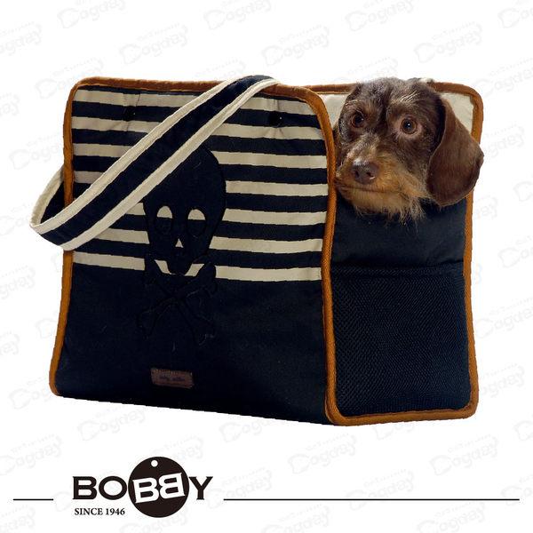 法國《BOBBY》明星外出袋 寵物外出袋 黑/粉紅/藍色 吉娃娃/馬爾濟斯/貴賓/約克夏
