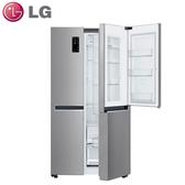 原廠好禮送★【LG樂金】821L變頻門中門對開冰箱GR-DL88SV