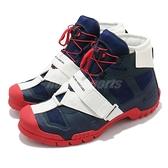 【海外限定】Nike SFB Mountain Undercover 高橋盾 深藍 紅 男鞋 軍裝 戶外鞋 【ACS】 BV4580-400