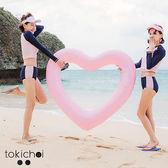 東京著衣-韓國同步運動風撞色泳褲-S.M(170519)
