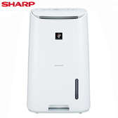 SHARP 夏普 6L PCI自動除菌離子 空氣清淨除濕機 DW-H6HT