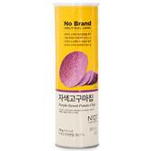 韓國 No Brand 紫薯洋芋片110g(Emart限定)【小三美日】零食/團購