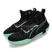 Puma 籃球鞋 Legacy Dark Mode 黑 綠 男鞋 運動鞋 【ACS】 193419-01