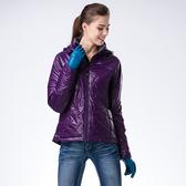 【JORDON】女款 PrimaLoft 中空科技棉 時尚外套 804
