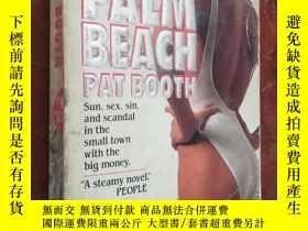 二手書博民逛書店【2510罕見PALM BEACH PAT BOOTHY1517