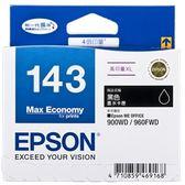 EPSON 原廠墨水匣T143150(黑) (高印量XL)