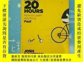 二手書博民逛書店The罕見First 20 Hours:How to Learn