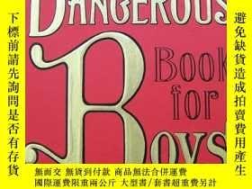 二手書博民逛書店THE罕見DANGEROUS BOOK BOYS HAI IGG