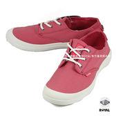 Palladium 新竹皇家 VOYAGE 旅行系列 桃粉色 布質 低筒 休閒鞋 女款 NO.I7724