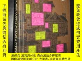 二手書博民逛書店HOMES罕見WITH CHARACTER (小16開,精裝)Y