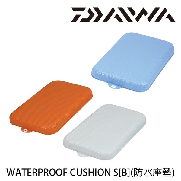 漁拓釣具 DAIWA WATERPROOF CUSHION #S [B] [防水座墊]