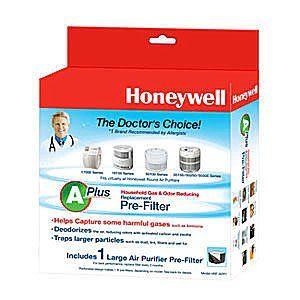 【恆隆行公司貨】Honeywell CZ 除臭濾網 HRF-APP1/HRFAPP1 一組1盒 適用console100 200 HPA-100APTW