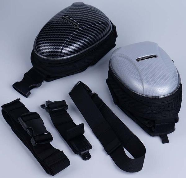 【東門城】UGLYBROS UBB-215 腿包 油箱包 可調節式設計 防水袋
