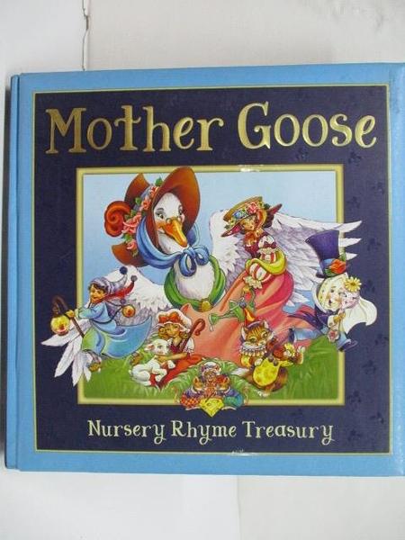 【書寶二手書T4/少年童書_DFK】Mother Goose