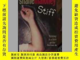 二手書博民逛書店英文原版罕見Stiff by Shane MaloneyY140