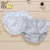 童泰兒童內褲男女寶寶三角褲嬰兒內褲男童女童小孩短褲2條面包褲