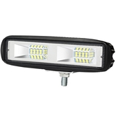 電動自行車燈超亮電瓶車led燈泡外置改裝12V摩托車大燈三輪前大燈 教主雜物間
