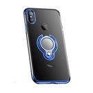 蘋果11Pro Max手機套 蘋果X/Xs Xs Max保護套 創意潮牌iPhone6/6s/7/8保護殼 IPhone XR手機殼指環扣支架