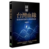 圖解台灣血緣(從基因研究解答台灣族群起源)