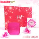 SHISEIDO資生堂 RUBY RED 潤紅蜂蜜香皂禮盒 6入(個) 一盒 佳節禮盒/ 送禮好體面 [ IRiS 愛戀詩 ]